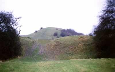 Brinklow                       Castle